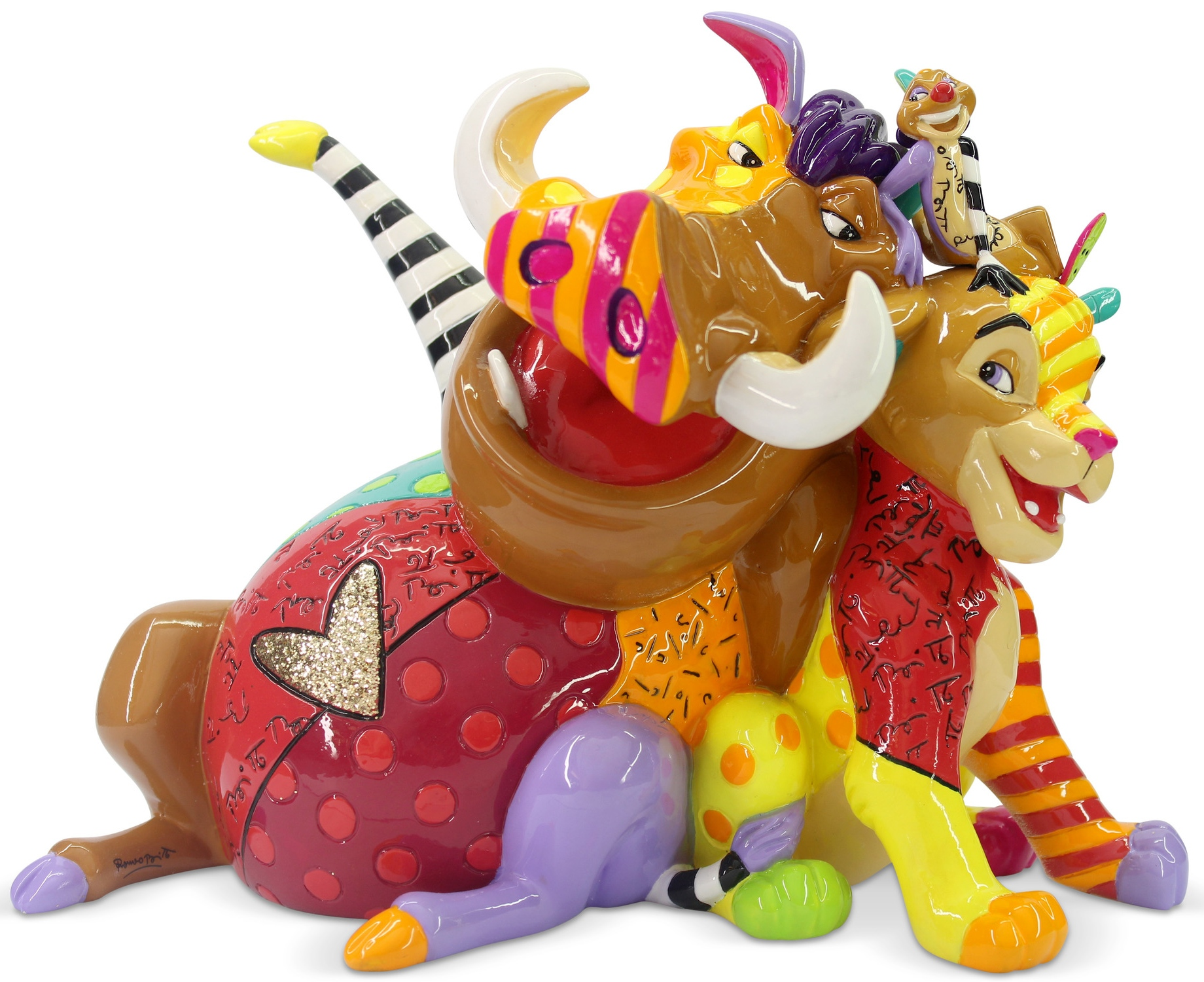 Disney by Britto 6006084N Lion King Figurine