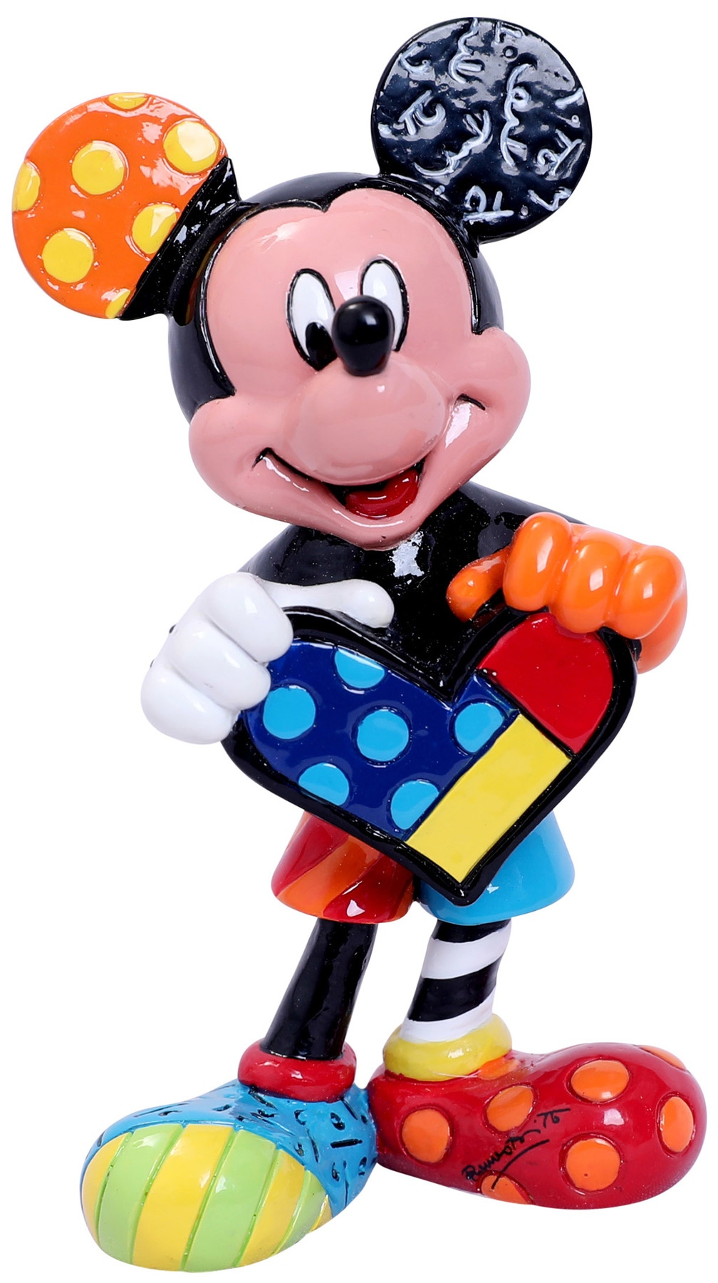 Britto Disney 6006085N Mini Mickey Figurine