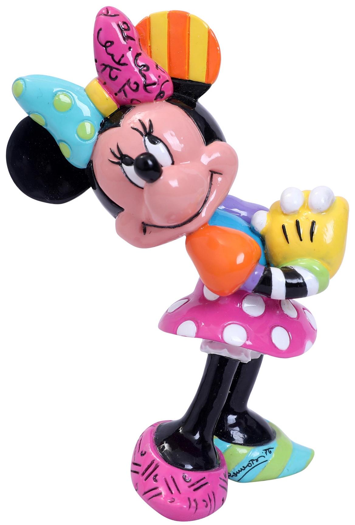 Britto Disney 6006086 Mini Minnie Figurine