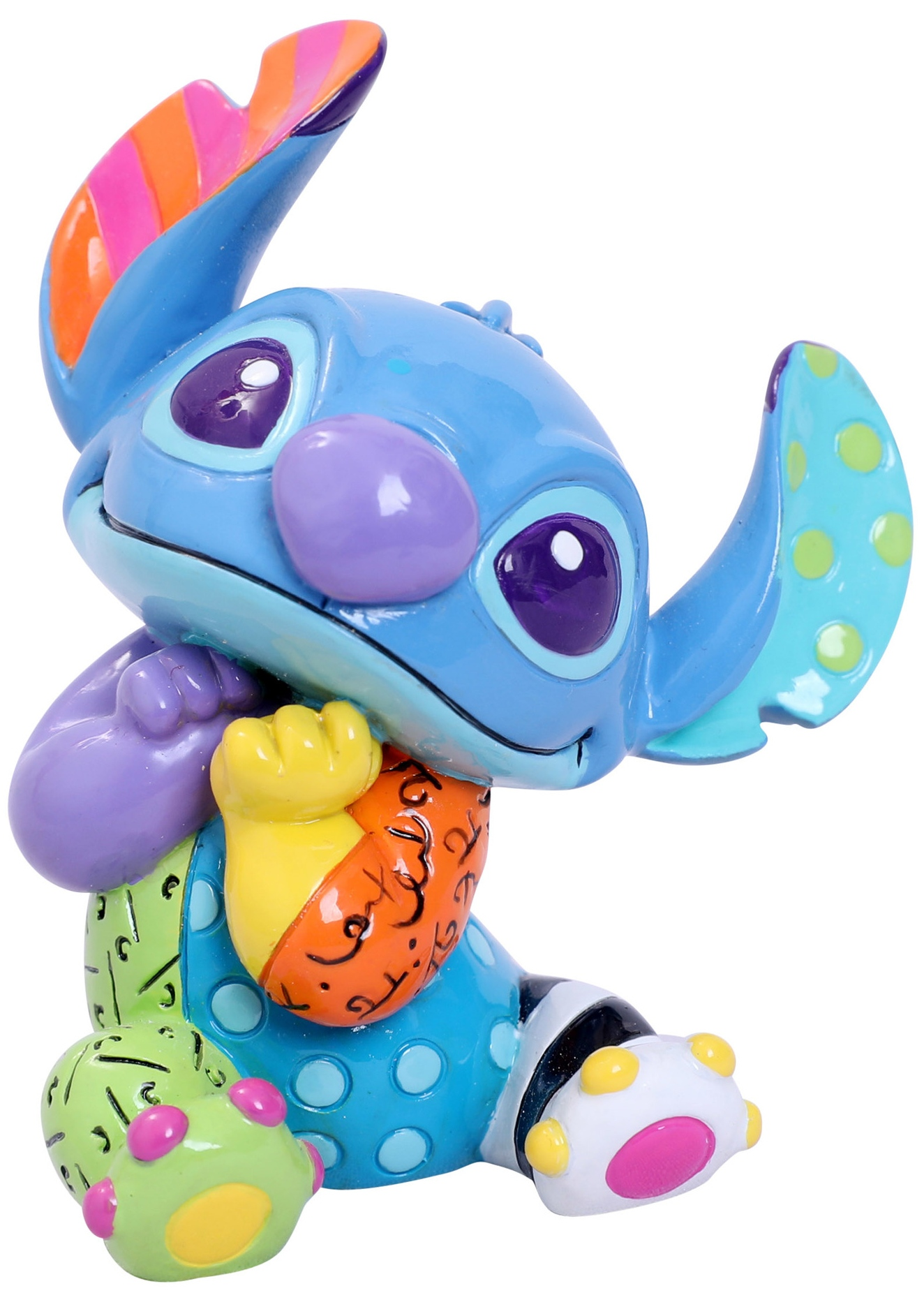 Britto Disney 6006125N Mini Stitch Figurine