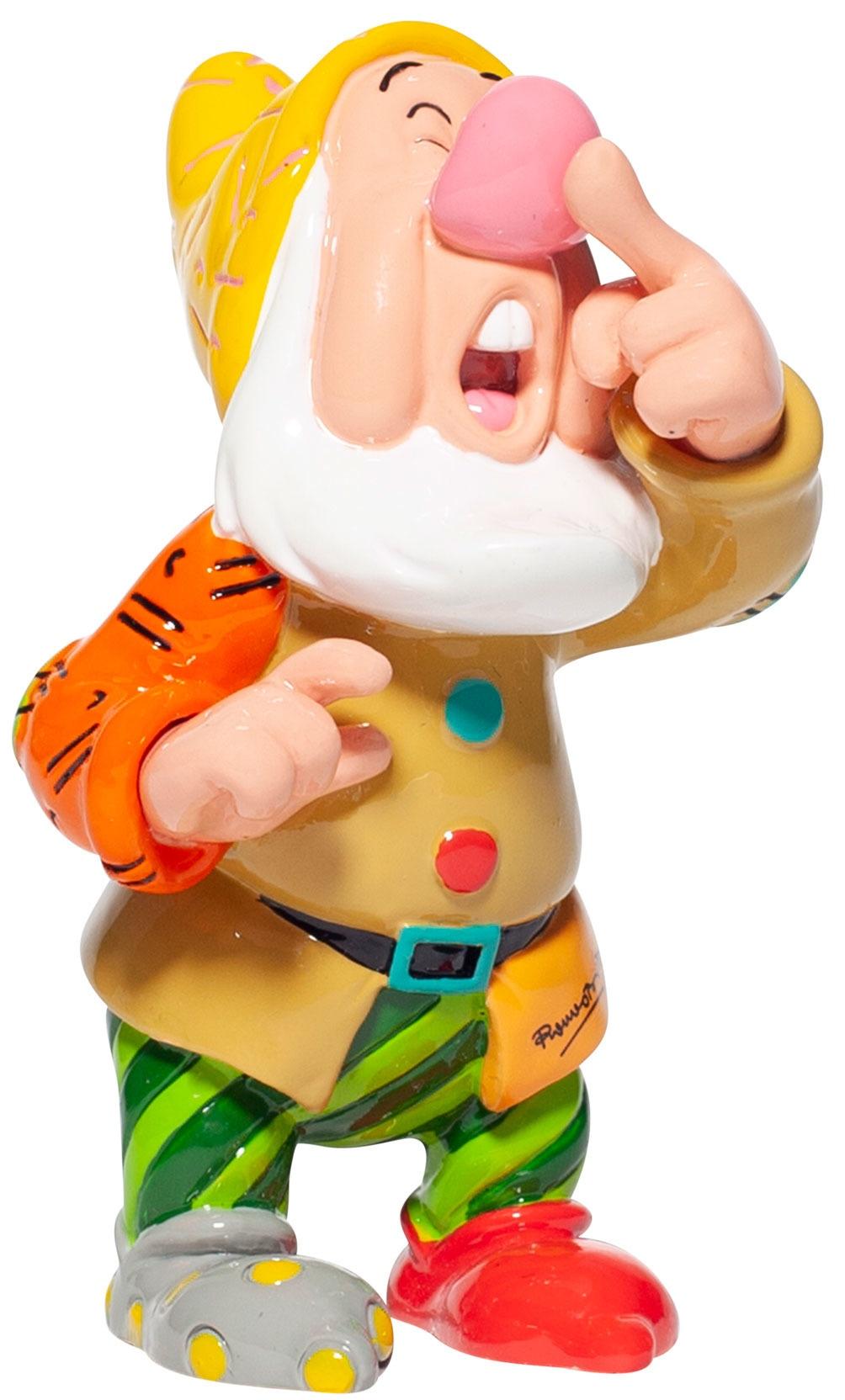 Britto Disney 6007105N Sneezy Mini Fig Figurine