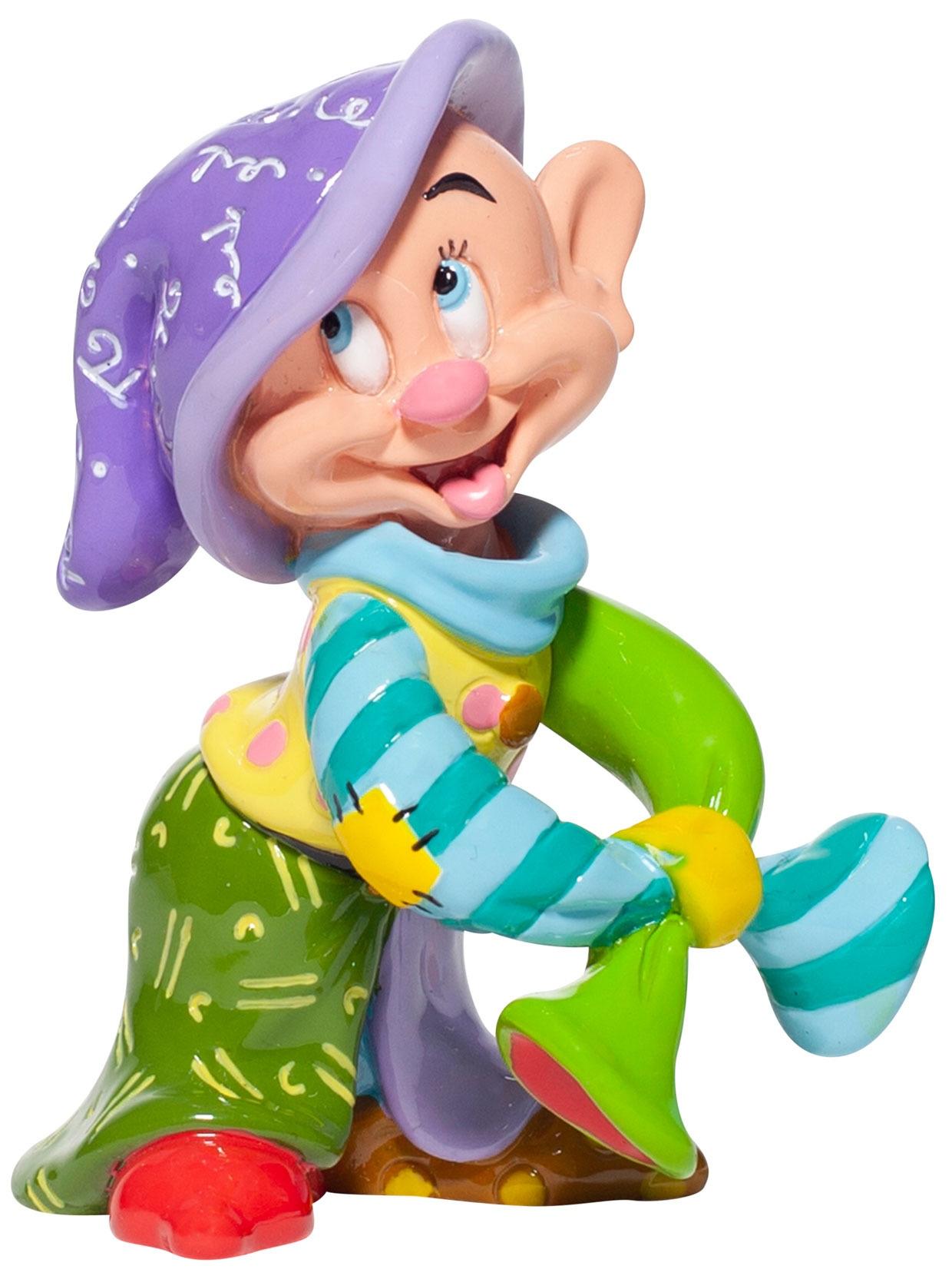Disney by Britto 6007258 Dopey Mini Figurine