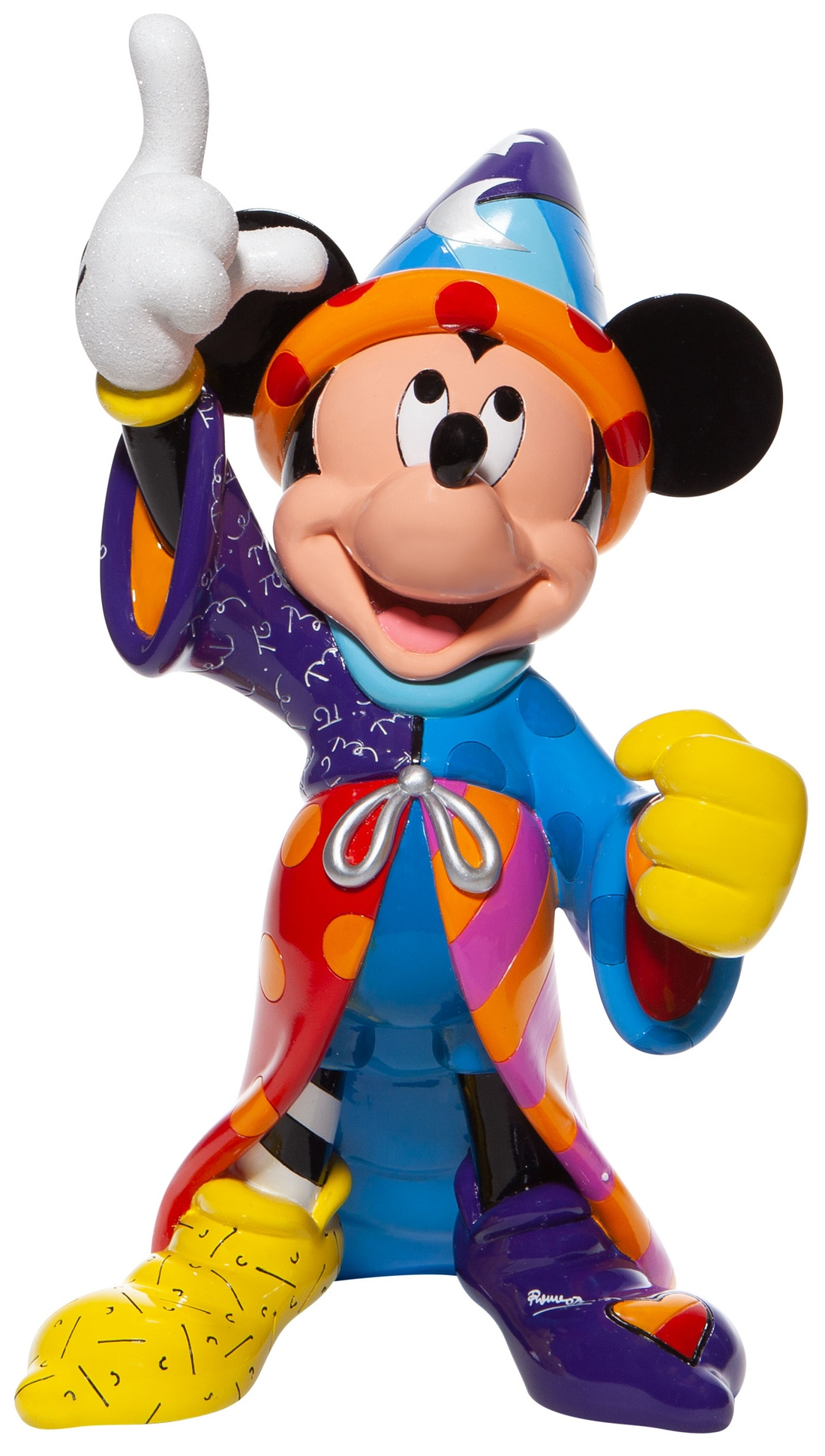 Britto Disney 6007259 Sorcerer Mickey Big Fig Figurine
