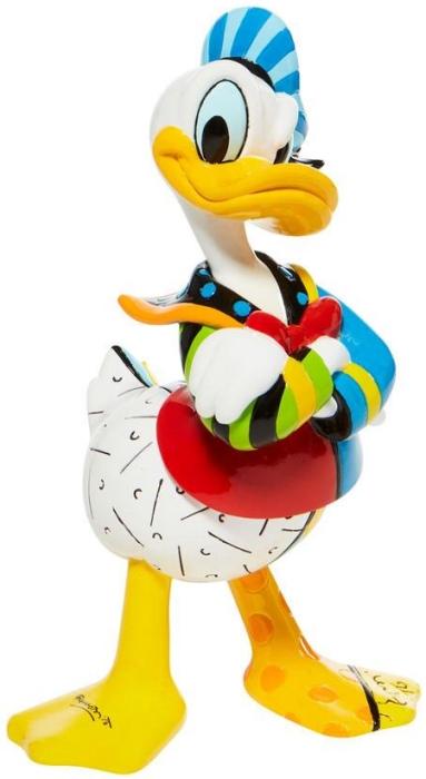 Britto Disney 6008527N Donald Duck Figurine