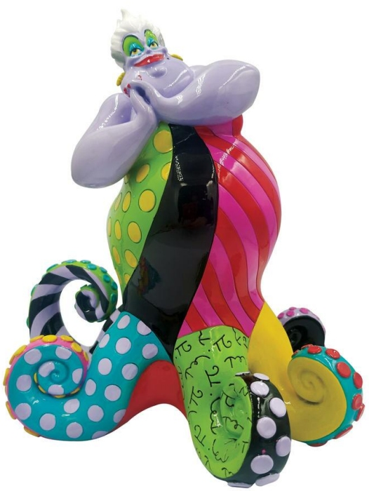 Britto Disney 6009051N Ursula Figurine