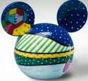 Disney by Britto 4021841 Mickey Ears Box Winter Covered Box