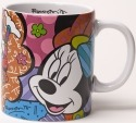 Britto Disney 4024496 Minnie Mug