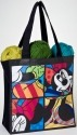 Britto Disney 4024506 Minnie Tote Bag