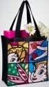 Britto Disney 4024507 Tinkerbell Tote Bag