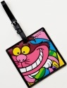 Disney by Britto 4024515 Cheshire Cat Luggage Tag