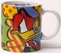 Britto Disney 4024518 Donald Duck Mug