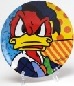 Britto Disney 4024810 Donald Plate Plate