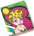 Britto Disney 4025523 Notepad Tinkerbell Notepad