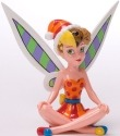 Britto Disney 4027900 Christmas Tink Mini Figurine