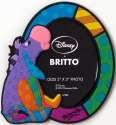 Britto Disney 4027909 Eeyore Vinyl Frame Photo Frame