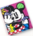 Britto Disney 4030830 Mickey and Minnie Love N
