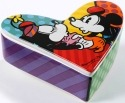 Disney by Britto 4030832 Mickey and Minnie Love Covered Box