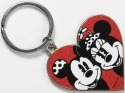Disney by Britto 4037561 Mickey and Minnie Heart