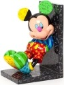 Disney by Britto 4038473 Leaning Mickey Bookends