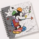Disney by Britto 4038476 Mickey with Arrows Journal