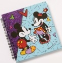 Disney by Britto 4038481 Vintage Mickey and Minnie Journal