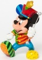 Britto Disney 4039135 Band Leader Mickey Figurine