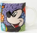 Britto Disney 4043280 Mickey Birthday Mug