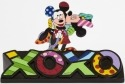 Disney by Britto 4044111 Mickey and Minnie XOXO W