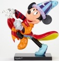 Britto Disney 4046357 Sorcerer Mickey big Fig