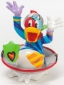 Britto Disney 4046360 Donald Duck in Disk Sled