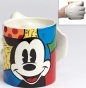Britto Disney 4049699 Mickey Glove Mug