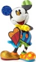 Britto Disney 4052551 Mickey w rotating heart