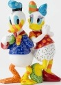 Disney by Britto 4055229 Donald and Daisy