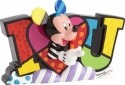 Britto Disney 4059578 Mickey LOVE
