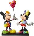 Disney by Britto 6001301 Mickey & Minnie NLE