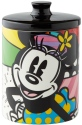 Britto Disney 6004976 Minnie Cookie Jar