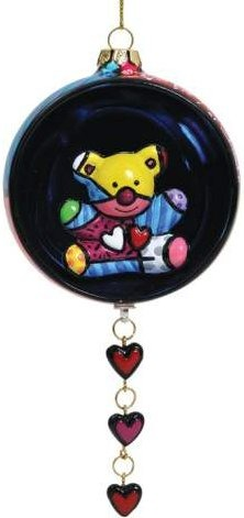 Britto by Westland 22001 Bear Ball Ornament