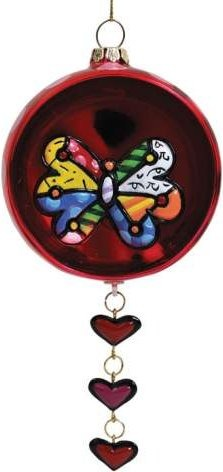 Special Sale 22002 Britto by Westland 22002 Butterfly Ball Ornament