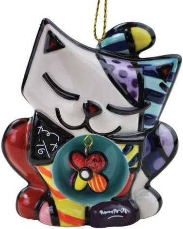 Britto by Westland 22006 Cat Ornament