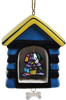 Britto by Westland 22008 Dog House Ornament