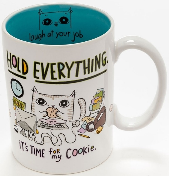 Cats At Work 4048925 Mug Hold Everything
