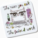 Cats At Work 4048939 Magnet The Nicer You As