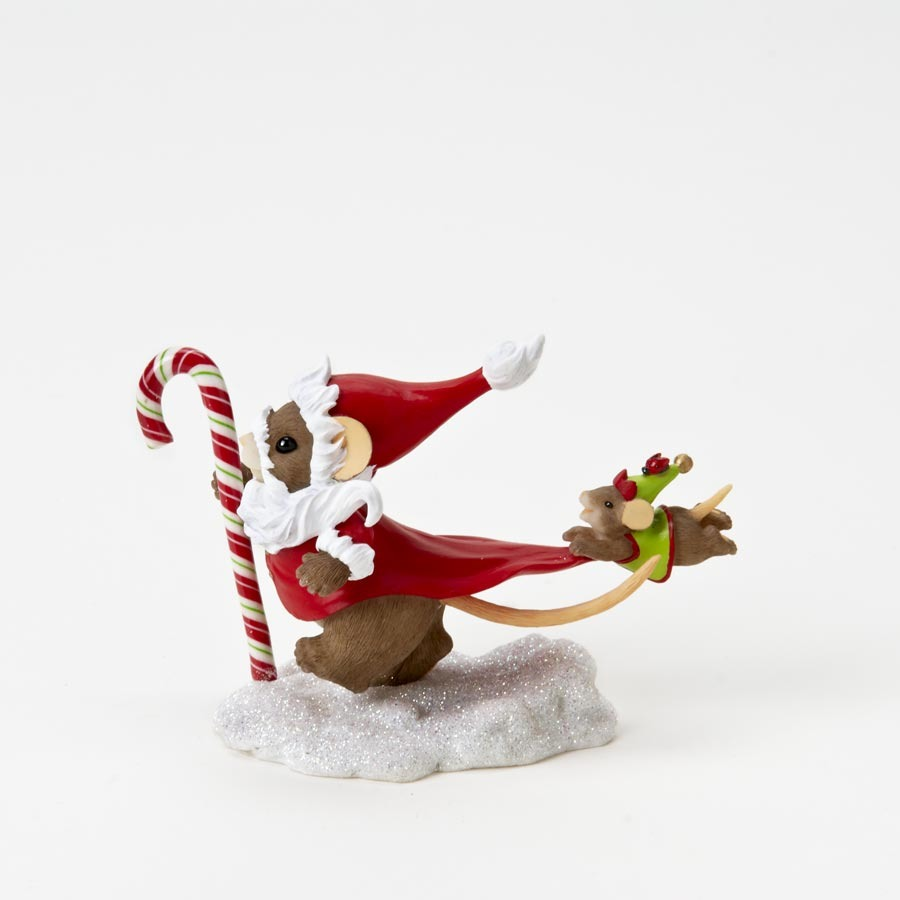 Charming Tails 4017324 The Spirit of Christmas