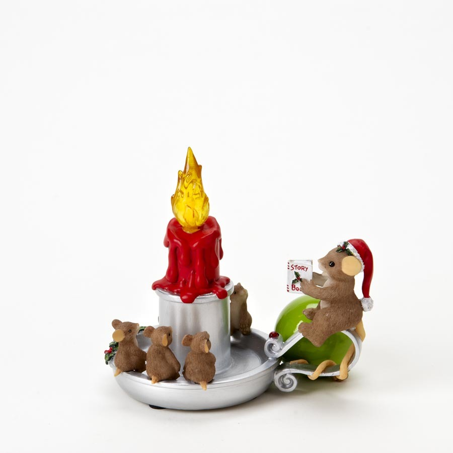 Charming Tails 4017332 Share The Story of Christmas