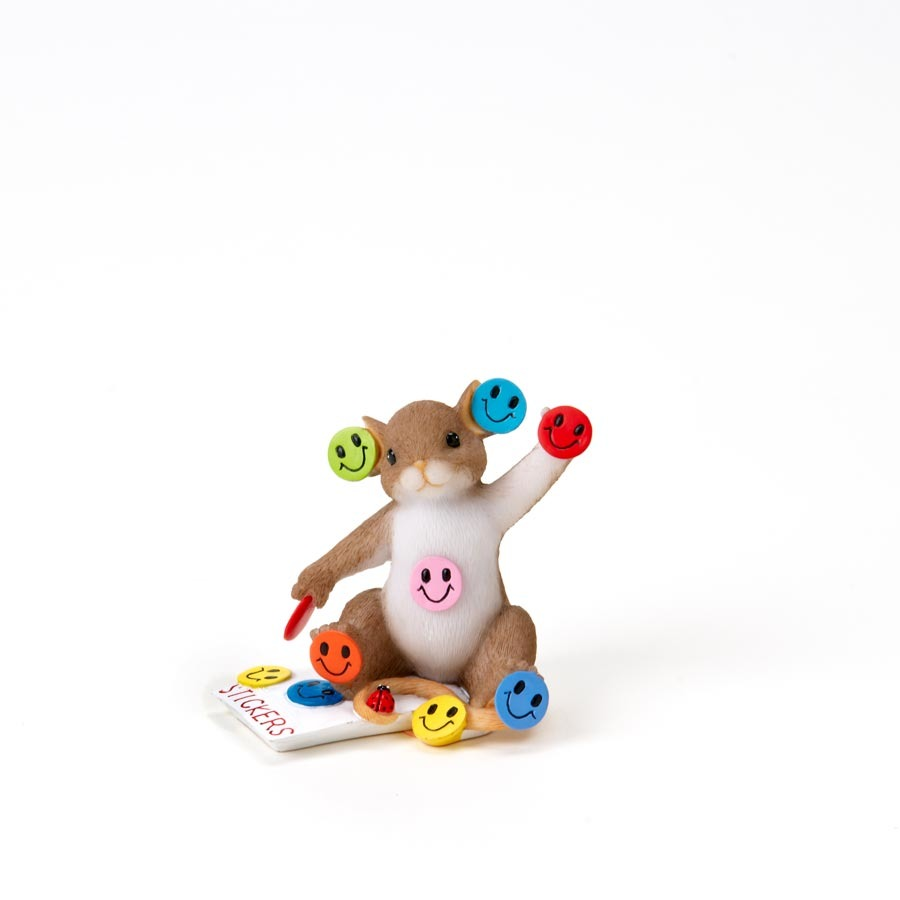 Charming Tails 4017344 I Love It When You Smile Figurine