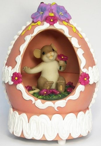 Charming Tails 4020481 Youre Egg Ceptionally Sweet Figurine