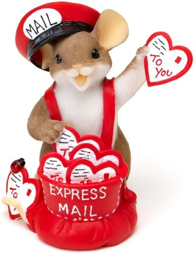 Charming Tails 4020492 Expressing My Love For You Figurine