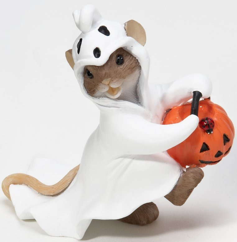 Charming Tails 4023609 You Just Cant Hide Such a Special Spirit Figurine