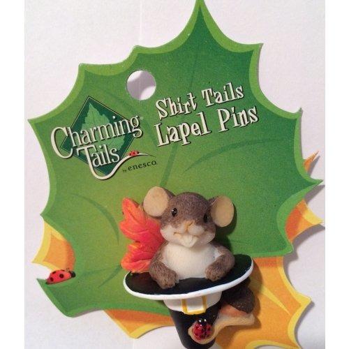 Charming Tails 4024337 PilgrI'm Pin