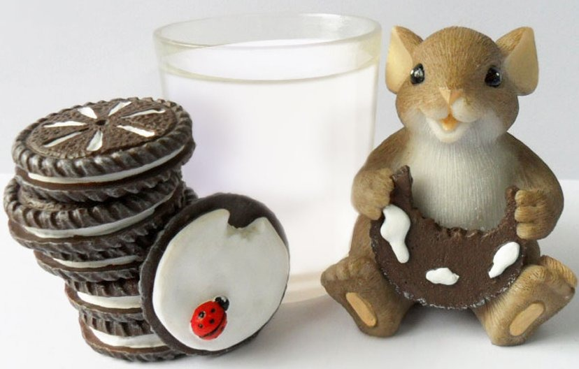 Charming Tails 4025718 You Are Good Inside and Out Figurine